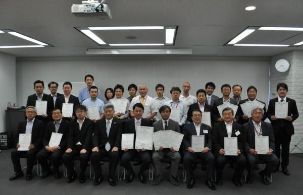 JBA全国地ビール品質審査会表彰式20190613